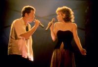 THE SLUGGER'S WIFE, Loudon Wainwright III, Rebecca De Mornay, 1985, (c)Columbia Pictures