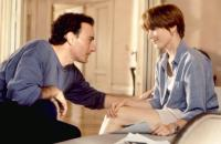 SINGLE WHITE FEMALE, Peter Friedman, Bridget Fonda, 1992, (c)Columbia Pictures