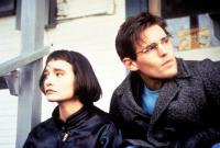 SIMPLE MEN, Elina Lowensohn, William Sage, 1992