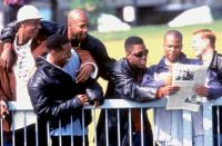 THE SIXTH MAN, Jack Karuletwa, Marlon Wayans, Lorenzo Orr, Kadeem Hardison, Chris Spencer, Travis Ford, 1997, (c)Buena Vista Pictures