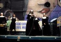 SISTER ACT 2: BACK IN THE HABIT, Kathy Najimy, Wendy Makkena, Whoopi Goldberg,  1993. (c)Buena Vista Pictures