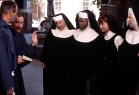 SISTER ACT 2: BACK IN THE HABIT, Brad Sullivan, Michael Jeter, Kathy Najimy, Whoopi Goldberg, Wendy Makkena, Mary Wickes, 1993, (c)Buena Vista Pictures