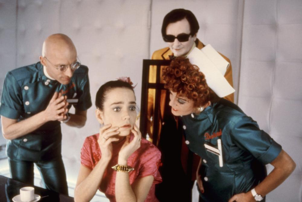 SHOCK TREATMENT, Richard O'Brien, Jessica Harper, Barry Humphries, Patricia Quinn, 1981, TM & Copyright (c) 20th Century Fox Film Corp.