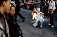 SHAFT, director John Singleton, on set, 2000. ©Paramount
