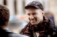 SEVEN, director David Fincher, on set, 1995. (c)New Line Cinema