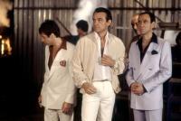 SCARFACE, Al Pacino, Paul Shenar, F. Murray Abraham, 1983, (c)Universal