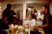 RUSSKIES, Carole King (center), Benjamin Hendrickson (r.), 1987, (c)New Century Vista Film Company