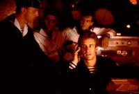 RUSSKIES, Whip Hubley (r.), 1987, (c)New Century Vista Film Company