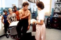 RUSSKIES, Joaquin Phoenix, Peter Billingsley, Stefan DeSalle, Whip Hubley, Nancy Stephens, 1987, (c)New Century Vista Film Company