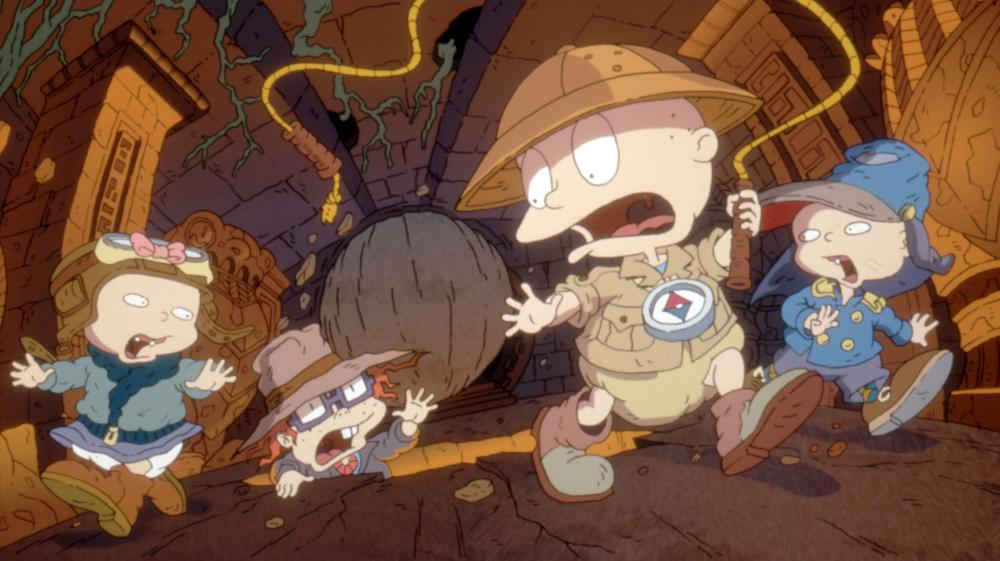 lil rugrats get lost movie - 1000×561