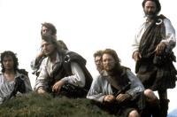 ROB ROY, Brian McCardie, Gilly Gilchrist, Liam Neeson, Jason Flemyng, Eric Stoltz, Ewan Stewart, 1995, (c)United Artists