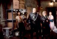 RETURN OF THE LIVING DEAD, Miguel Nunez, Mark Venturini, Brian Peck, John Philbin, Jewel Shepard, 1985. (c)Orion Pictures