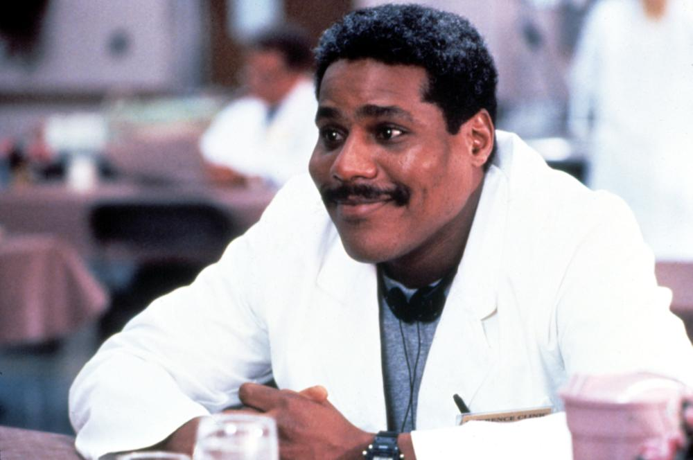 REGARDING HENRY, Bill Nunn, 1991, (c)Paramount Pictures