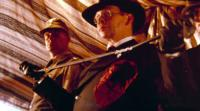 RAIDERS OF THE LOST ARK, Wolf Kahler, Ronald Lacey, 1981