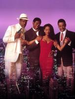 RAGE IN HARLEM, A, Danny Glover, Forest Whitaker, Robin Givens, Gregory Hines, 1991, (c)Miramax Films