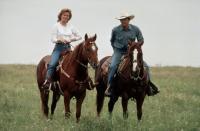 PURE COUNTRY, Isabel Glasser, George Strait, 1992. ©Warner Bros.