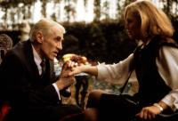 PRIZZI'S HONOR, William Hickey, Kathleen Turner, 1985, TM & Copyright (c) 20th Century Fox Film Corp. All rights reserved.