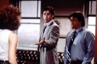 PERFECT, John Travolta, Jann Wenner, 1985, (c) Columbia Pictures /