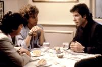 PERFECT, Jann Wenner, Anne De Salvo, John Travolta, 1985, (c) Columbia Pictures /
