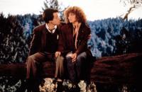 OUT ON A LIMB, Matthew Broderick, Heidi Kling, 1992, (c)MCA