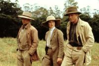 OUT OF AFRICA, Michael Kitchen,  Meryl Streep, Robert Redford, 1985. (c) MCA/Universal: .