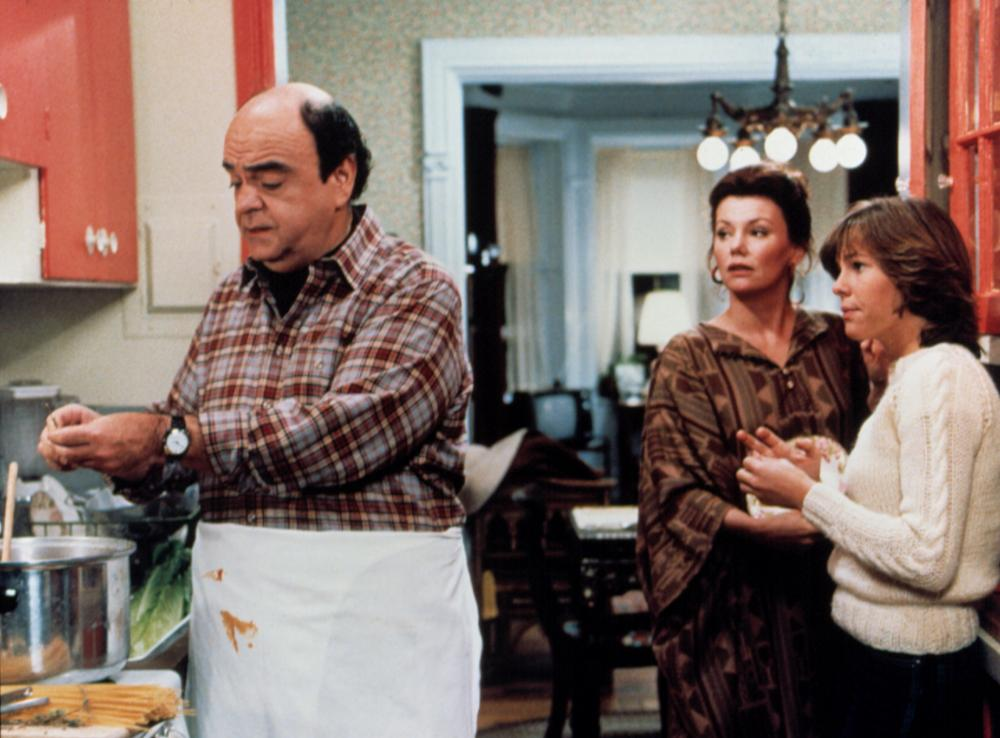 ONLY WHEN I LAUGH, James Coco, Marsha Mason, Kristy McNichol, 1981, (c) Columbia