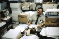 OFFICE SPACE, Stephen Root, 1999, TM and Copyright (c) 20th Century Fox Film Corp. All rights reserved.