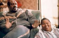 NUTTY PROFESSOR II: THE KLUMPS, Eddie Murphy, Jamal Mixon, 2000, (c)Universal