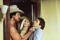 NIGHT SHIFT, Tim Rossovich, Shelley Long, Henry Winkler, 1982, (c) Warner Brothers