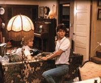 A NIGHTMARE ON ELM STREET,  Amanda Wyss, Johnny Depp, 1984. photo: ©New Line Cinema /