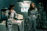 NIGHT OF THE COMET, Geoffrey Lewis, Mary Woronov, 1984
