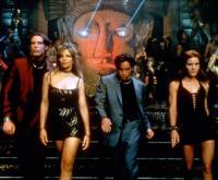 A NIGHT AT THE ROXBURY, Will Ferrell, Gigi Rice, Chris Kattan, Elisa Donovan, 1998. (c) Paramount Pictures.