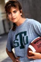 NECESSARY ROUGHNESS, Kathy Ireland, 1991, (c)Paramount