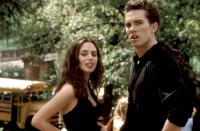 THE NEW GUY, Eliza Dushku, Ross Patterson, 2002. ©Sony Pictures