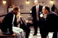 THE NEGOTIATOR, Samuel L. Jackson, Ron Rifkin, 1998, (c)Warner Bros