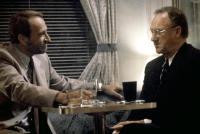NARROW MARGIN, James Sikking, Gene Hackman, 1990. ©TriStar Pictures