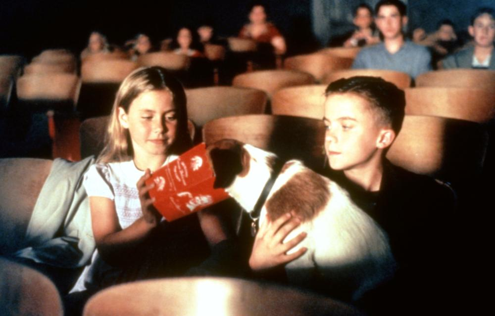 MY DOG SKIP, Caitlin Wachs, Frankie Muniz, 2000, (c)Warner Bros