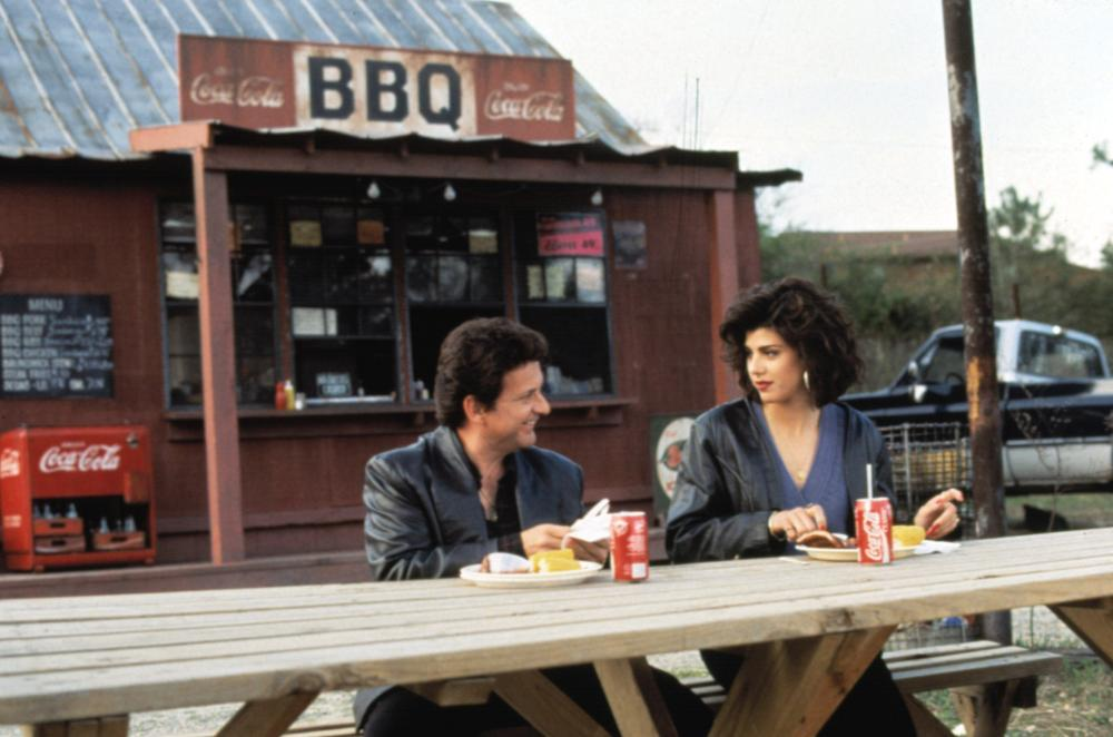 MY COUSIN VINNY, from left: Joe Pesci, Marisa Tomei, 1992, TM and Copyright ©20th Century Fox Film Corp. All rights reserved.