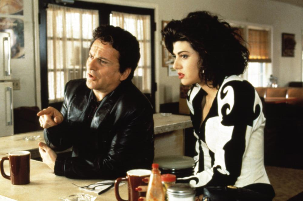 MY COUSIN VINNY, Joe Pesci, Marisa Tomei, 1992, TM and Copyright (c) 20th Century Fox Film Corp. All rights reserved.