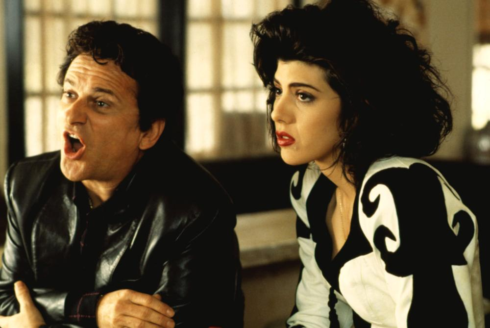 """MY COUSIN VINNY, Joe Pesci, Marisa Tomei, 1992, TM and Copyright (c) 20th Century Fox Film Corp. All rights reserved."""""""