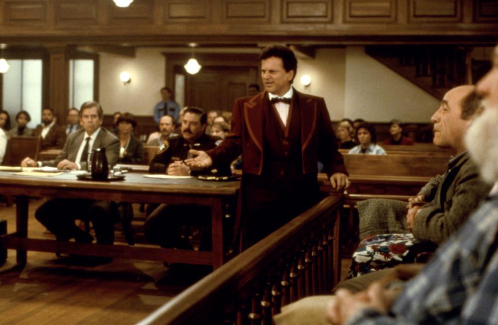 MY COUSIN VINNY, Lane Smith, Bruce McGill, Joe Pesci, 1992. ©20th Century Fox