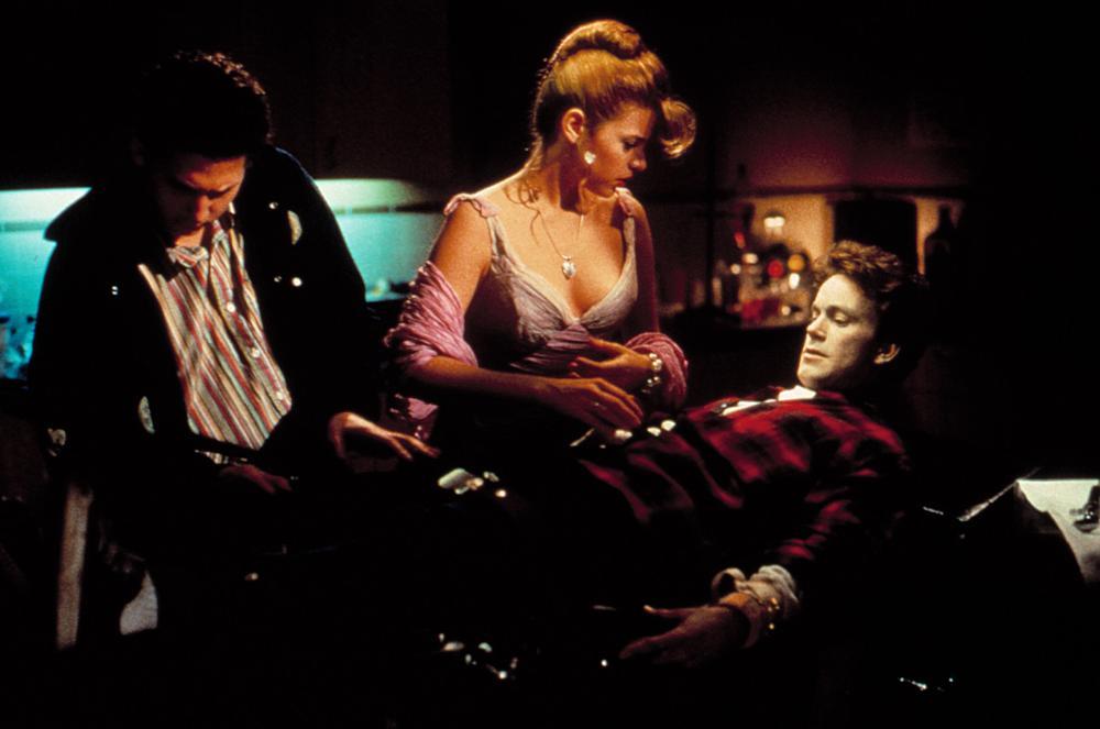 MY BOYFRIEND'S BACK, (aka Johnny Zombie), Danny Zorn, Traci Lind, Andrew Lowery, 1993