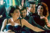 MY BLUE HEAVEN, Leslie Cook, Rick Moranis, Steve Martin, Melissa Hurley, 1990. (c)Warner Bros.