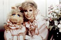 THE MUPPETS TAKE MANHATTAN, Miss Piggy, Joan Rivers, 1984, (c)TriStar Pictures