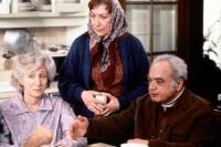 MOONSTRUCK, Olympia Dukakis, Julie Bovasso, Louis Guss, 1987. (c) MGM.