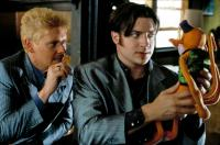 MONKEYBONE, Dave Foley, Brendan Fraser, 2001.  TM and Copyright © 20th Century Fox Film Corp. All rights reserved..