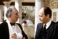 MOVERS & SHAKERS, Bill Macy, Earl Boen, 1985, (c)MGM