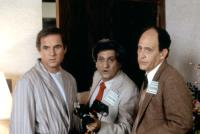 MOVERS & SHAKERS, Charles Grodin, Michael Lerner, Earl Boen, 1985, (c)MGM