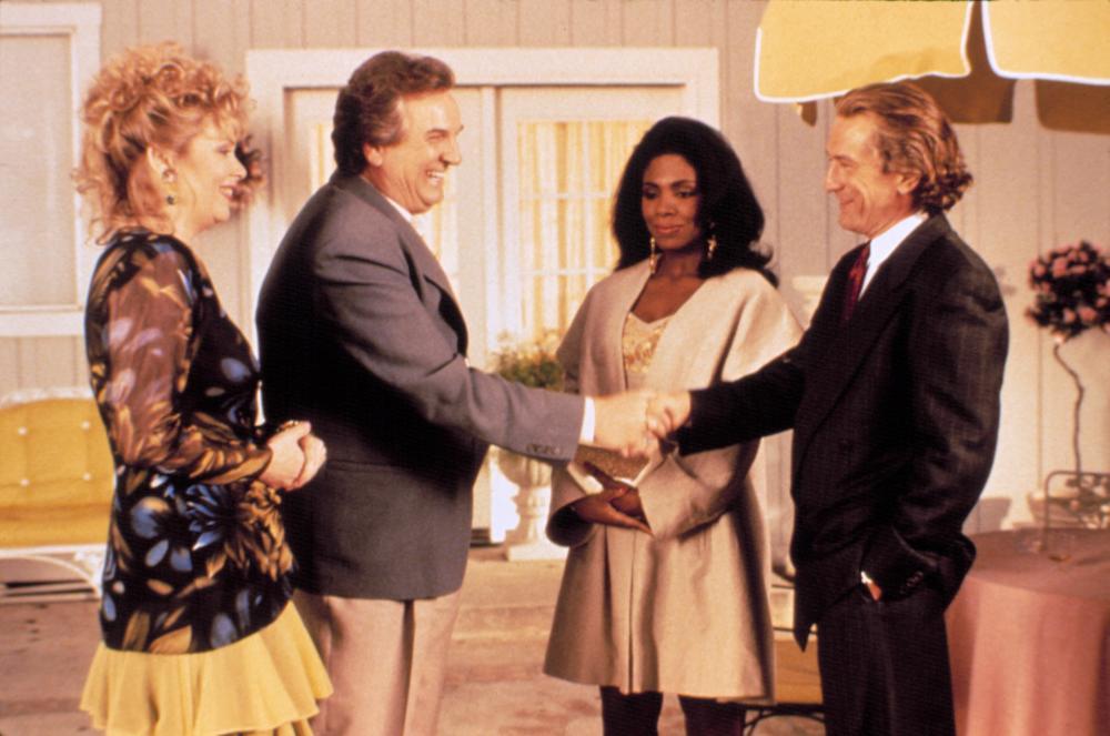 MISTRESS, Jean Smart, Danny Aiello, Sheryl Lee Ralph, Robert DeNiro, 1992