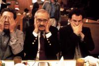 MISTRESS, Jace Alexander, Martin Landau, Robert Wuhl, 1992